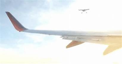 Plane Drone Wing Take Rips During Fooled