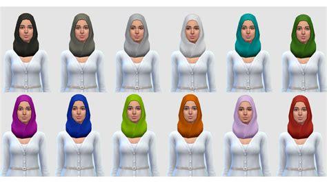 sims  blog hijabburqa scarf  lumialover sims