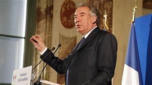 francois bayrou annonce une reforme constitutionnelle sur With indépendance du parquet