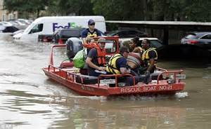Airboat Houston by Midwife Stranded By Houston Flooding Uses