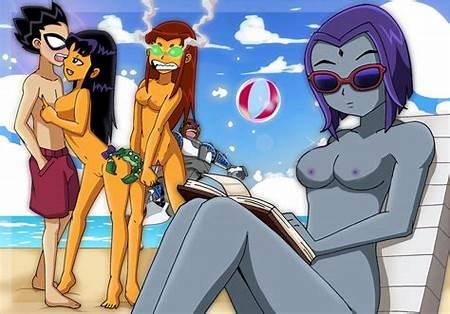 Teen Blackfire Titans Nude