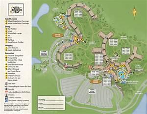2013 Animal Kingdom Lodge guide map - Photo 1 of 1