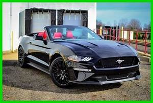 2018 Mustang GT Premium Convertible 5.0L V8 10-speed Auto 401A fully loaded for sale: photos ...