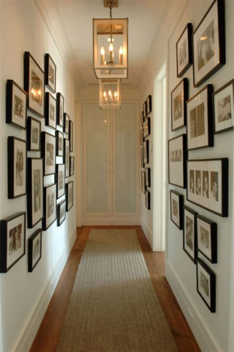 gallery wall hallway lantern pendant lighting home