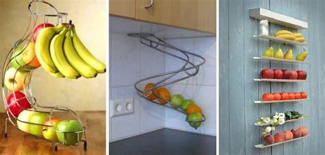 kitchen fruit storage creative fruit storage ideas home design garden 1745