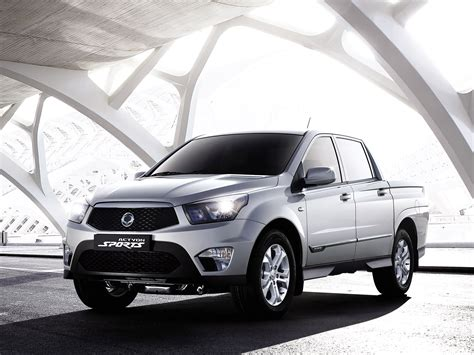ssangyong actyon related infomationspecifications