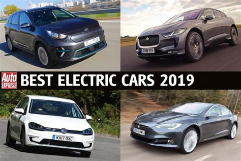 Best Electric Cars To Buy 2019