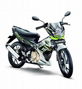 Motorcycle Suzuki Satria F150  2012 Edition