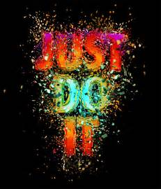 Nike Just Do It Design