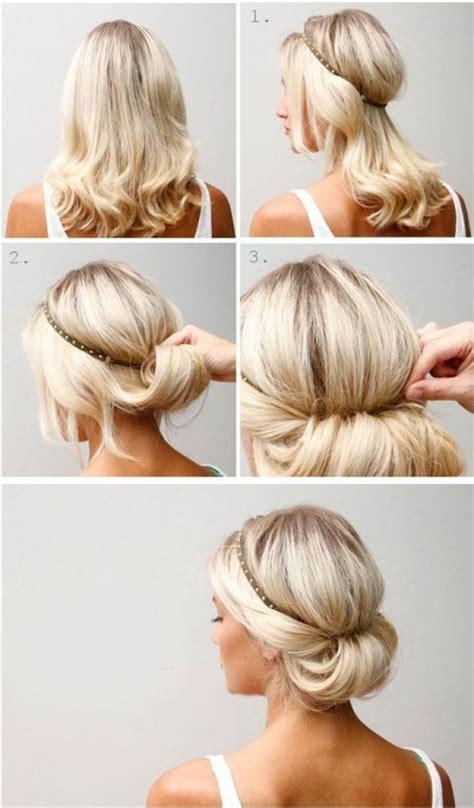 13 easy diy hairstyles for long hair