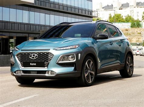 Hyundai Kona 2019 Picture by New 2019 Hyundai Kona Price Photos Reviews Safety