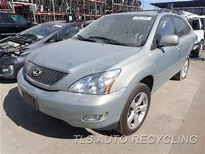 Parting Out 2007 Lexus Rx 350 - Stock - 7174gy