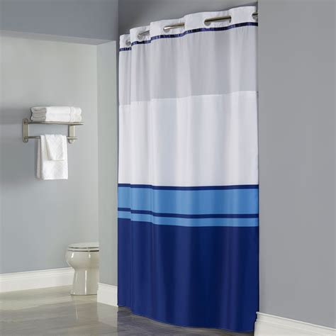 hookless shower curtain liner hookless fabric shower curtain soozone