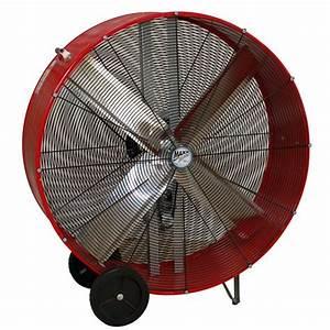 maxxair 42quot belt drive barn fan at blain39s farm fleet With agricultural fans for barns