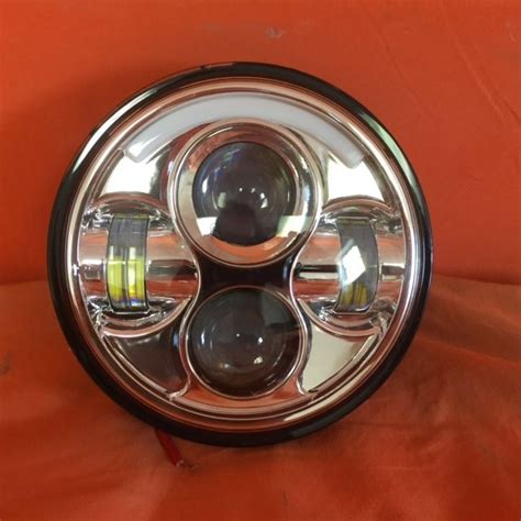 5 3 4 daymaker replacement 5 3 4 daymaker with halo replacement chrome projector hid