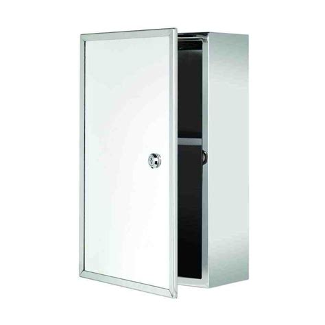 Locking Medicine Cabinet  Home Furniture Design