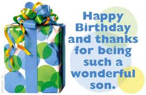 Happy Birthday Son Clip Art