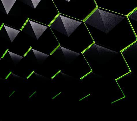 Nvidia Hexoshield Wallpaper by technet9090 on DeviantArt