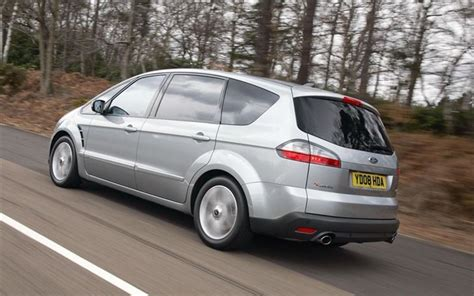 New Ford S-max Vignale Model Goes Upmarket