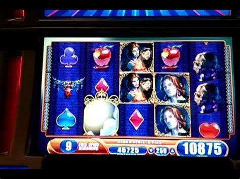 Wms Vampire's Embrace Slot Machine Bonus Max Bet Youtube