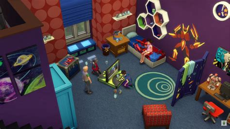 sims  kids room stuff pack