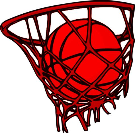 Basketball Net Clipart by Basketball Banquet Clip Library Rr Collections
