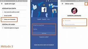 Facebook De Login Deutsch : como recuperar a senha do instagram dicas e tutoriais techtudo ~ Orissabook.com Haus und Dekorationen