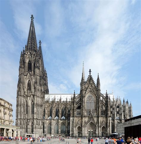 Cologne Cathedral Historical Facts And Pictures The