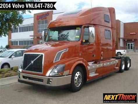 featured truck    volvo vnlt  sleeper