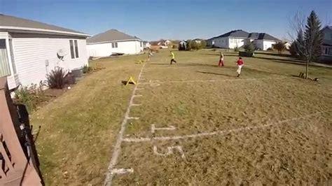 How To Play Backyard Football - backyard football
