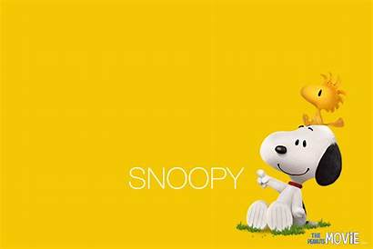 Wallpapers Computer Resolution Snoopy Wallpaperplay
