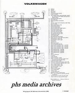 1965 Type 2 Wiring Diagram