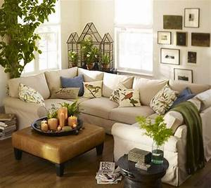 Small living room decorating ideas to make your room for Interior decoration for a small living room