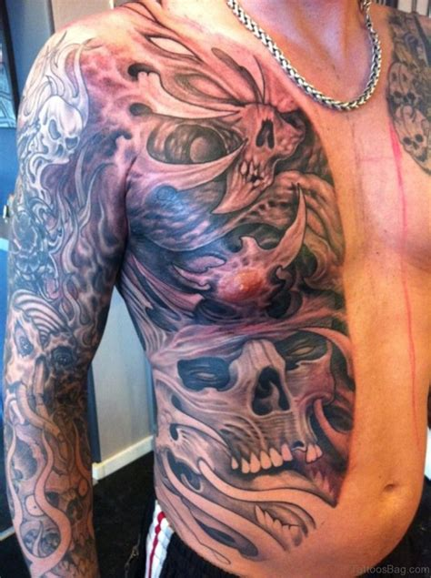28+ [26 Excellent Skull Tattoos For]  26 Best Skull