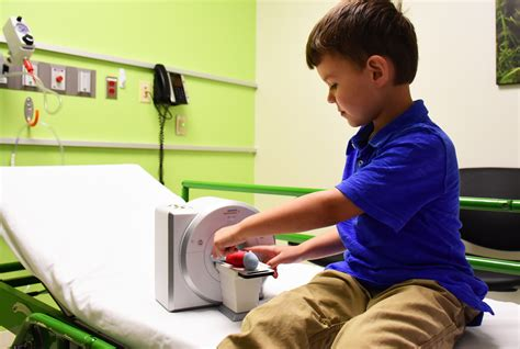 this doll sized mri helps kids overcome anxiety radiology and medical imaging