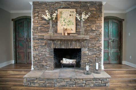 stack fireplace various ideas of stacked fireplace based on your