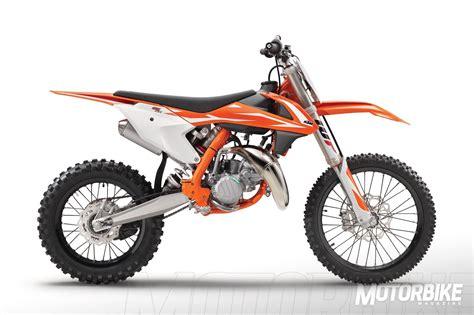 Novedades En La Gama De Motocross