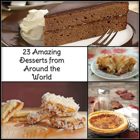 23 amazing desserts from around the world johnny depp not included