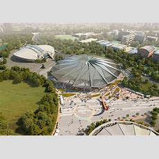 Tornadoshaped Kpop Concert Hall Wins Competition For