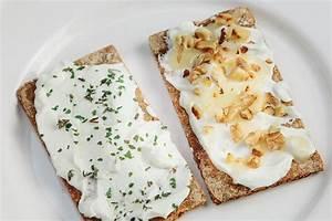 Frühstück Zum Abnehmen Rezepte : schnelles fr hst ck zum abnehmen quark mit honig oder kr utern ~ Frokenaadalensverden.com Haus und Dekorationen