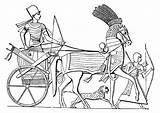 Coloring Egyptian Egypt Ancient Chariot Hieroglyphics Adults Hieroglyphs Queen Adult Cleopatra Printable Egypte Simple Hieroglyph sketch template