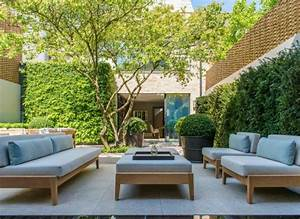 Decoration Terrasse Exterieur : petit jardin id es pour un joli petit espace ~ Teatrodelosmanantiales.com Idées de Décoration