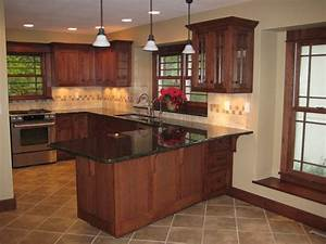 kitchen with oak cabinets tips and trick for a new look With what kind of paint to use on kitchen cabinets for modern glass art for walls