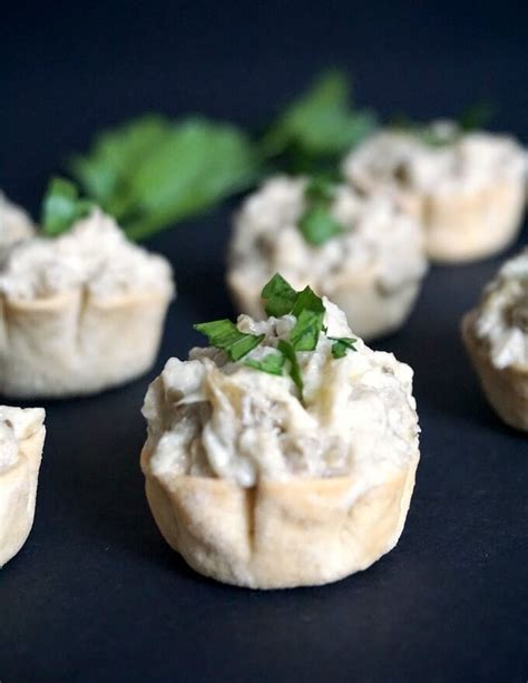 dip canapes mayo eggplant dip canapés my gorgeous recipes