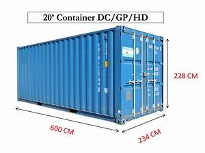 40 Fuß Container In Meter : 20 39 gp container dimension 40 39 high cube container internal and external dimensions ~ Whattoseeinmadrid.com Haus und Dekorationen
