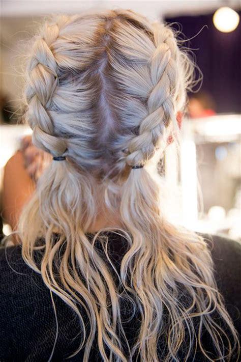 quick summer hairstyle braids  girls