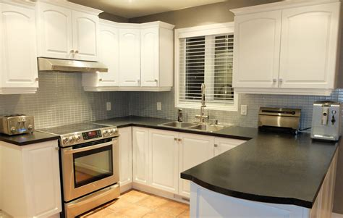 autocollant pour armoire de cuisine davaus cuisine blanche dosseret avec des idées