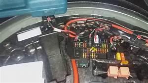 2008 Bmw 650i Fuse Box