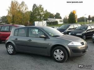 2004 Renault Megane Photos  Informations  Articles