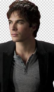 The Vampire Diaries Ian Somerhalder Damon Salvatore Elena ...